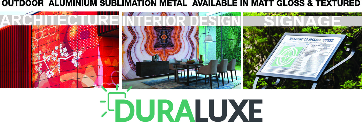 DuraLuxe Sublimation Exterior Panels