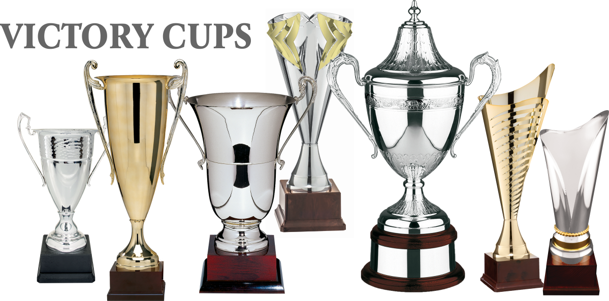 Victory Trophy Cups