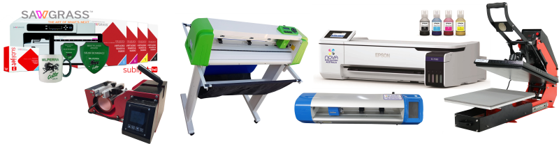 Sublimation Package Deals & Starter Kits